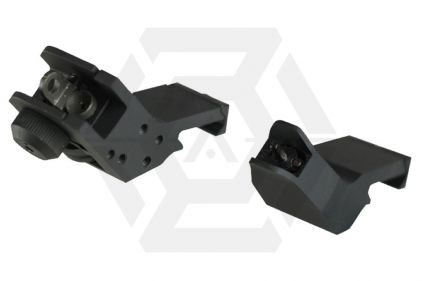 JAG Arms Off-Set 45° Iron Sight Set