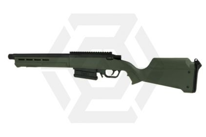 ARES Spring Amoeba AS-02 Striker (Olive Drab) © Copyright Zero One Airsoft
