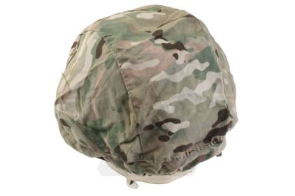 Mil-Force M88 Helmet Cover with Cats Eyes (MultiCam)