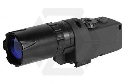 Pulsar L-808S IR Laser Flashlight for 20mm Rail © Copyright Zero One Airsoft