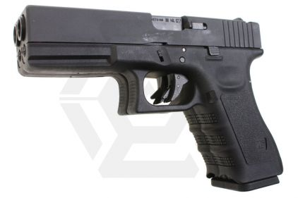 WE GBB G17 Double Barrel (Black)