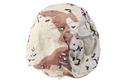Tru-Spec PASGT Helmet Cover Rip-Stop (Desert Choc-Chip)