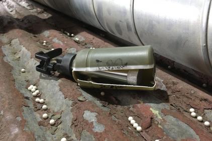 Thunder BB Grenade CO2 Starter Kit - Devil