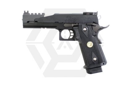 WE GBB Hi-Capa 5.1 Dragon (Black) © Copyright Zero One Airsoft