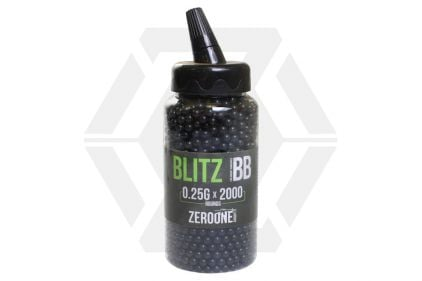 Zero One Blitz BB 0.25g 2000rds Speedloader (Black)