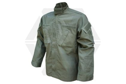 Viper Combat Shirt (Olive) - Size Extra Extra Large © Copyright Zero One Airsoft