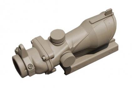 Element 4x32 ACOG Style Scope (Tan)