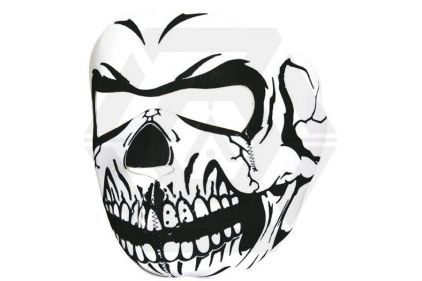 Viper 'Skull' Neoprene Full Face Mask © Copyright Zero One Airsoft