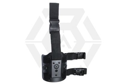 ASG Leg Platform for Rigid Polymer Holster (Black)