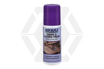Nikwax Fabric/Leather Waterproofing Cream © Copyright Zero One Airsoft