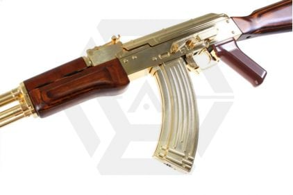 G&G AEG AK GKM Special Edition (Gold)