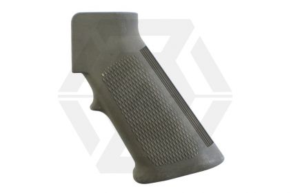 Guarder Enhanced Olive Grip for M16/M4 © Copyright Zero One Airsoft