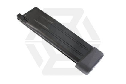 EMG GBB GAS Mag for Salient Arms International Licensed 2011 DS Training Weapon 30rds (Black)