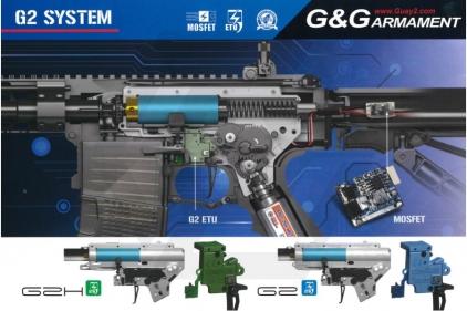 G&G AEG TR16 MBR 308SR with G2 ETU