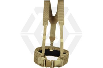 Viper Laser MOLLE Skeleton Harness System (Coyote Tan)