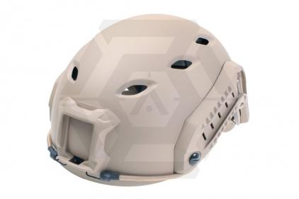 MFH ABS Fast Para Helmet (Coyote Tan)