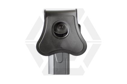 ASG Rigid Polymer Holster for Hi-Capa 5.1 (Black)