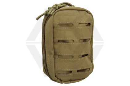 Viper Laser MOLLE Small Utility Pouch (Coyote Tan) © Copyright Zero One Airsoft