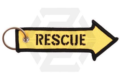 "VOS Key Chain ""Rescue"""