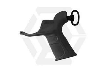 APS Pistol Grip with QD Sling Swivel (Black)