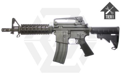 WE GBB M4 CQB-R (Black) with Tier 1 Upgrades (Bundle) - £434.95