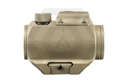 NCS Micro Green Dot Sight with Integrated Red Laser (Tan)