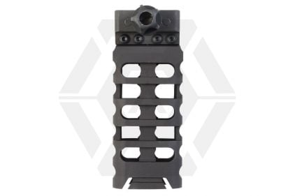 APS QD Skeletal Grip for 20mm Rail