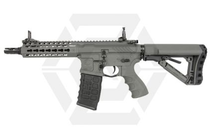 G&G Combat Machine AEG CM16 SR-S with ETU (Grey) © Copyright Zero One Airsoft