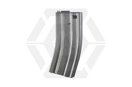 101 Inc Mag for M4 120rds (Black) © Copyright Zero One Airsoft