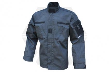 Viper Combat Shirt (Black) - Size Extra Large