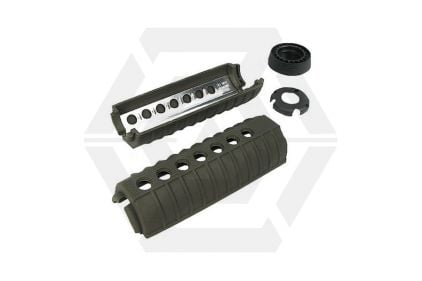 King Arms M4 Handguard (Olive)