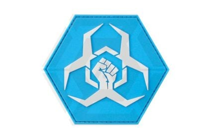 Zero One Airsoft PVC Velcro Patch 'The Others' © Copyright Zero One Airsoft