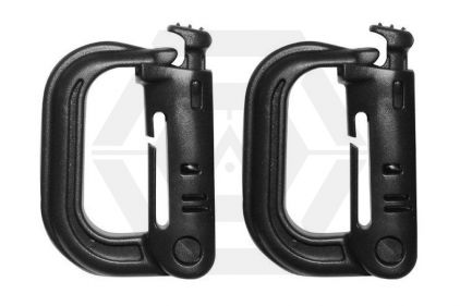 Viper V-Lock Set of 2 (Black)