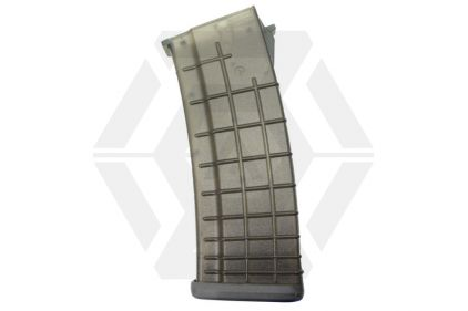 Beta Project AEG Mag for AK 140rds (Black)