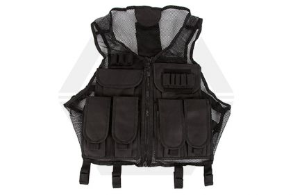 NCS VISM Mesh Tactical Vest (Black)