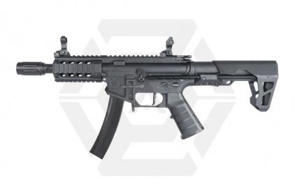 King Arms AEG PDW 9mm SBR Shorty (Black) © Copyright Zero One Airsoft