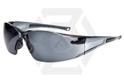 Bollé Protection Glasses Rush with Smoke Frame and Smoke Lens