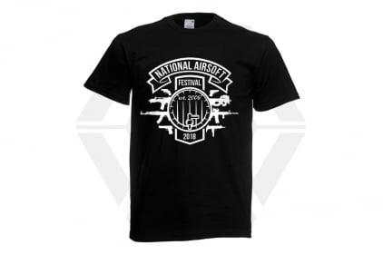 Daft Donkey Special Edition NAF 2018 'Est. 2006' T-Shirt (Black)