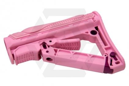 G&G M4 GOS-V1 Stock (Pink)