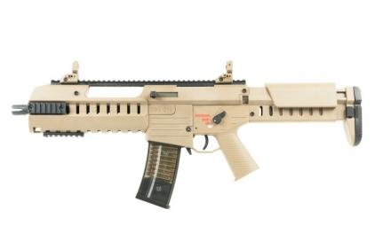 Ares/Cybergun AEG GSG G14 with Blowback & EFCS (Dark Earth)