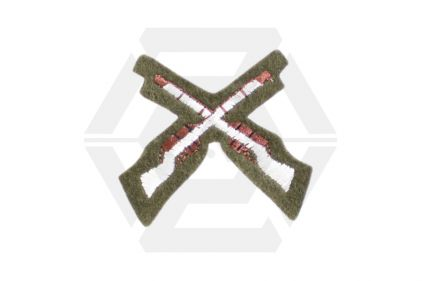 Qualification Badge - Marksman (Colour) © Copyright Zero One Airsoft