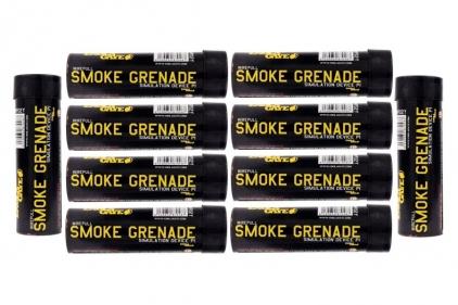 Enola Gaye Wire Pull Smoke (Yellow) Box of 10 (Bundle)