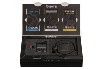 GATE Electronics TITAN MOSFET Complete Set for GBV2 (Front Wired)