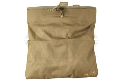 Viper MOLLE Dump Bag (Coyote Tan) © Copyright Zero One Airsoft
