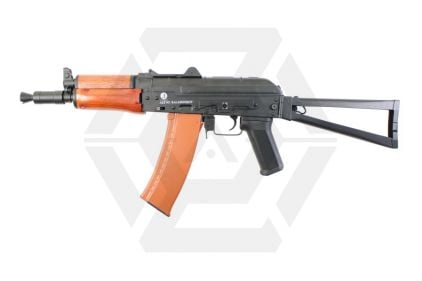 CYMA/Cybergun AEG Kalashnikov AKS74U Full Metal & Wood