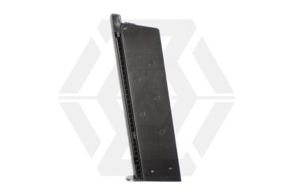 WE GBB Mag for M1911 A1 15rds © Copyright Zero One Airsoft