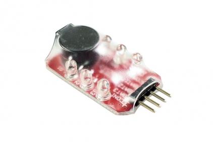 Zero One Monitor & Alarm for LiPo Batteries © Copyright Zero One Airsoft