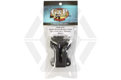 G&P QD Weapon Catch System for S.T.R.I.K.E. Platform or Wall Mounting