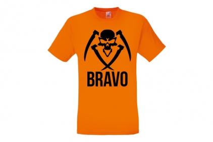 Daft Donkey Special Edition NAF 2018 'Bravo' T-Shirt (Orange)