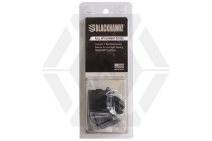 Blackhawk Omnivore Rail Attachment Device (Pack of 2)